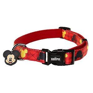 Coleira Guapo Mickey Mouse