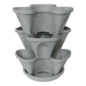 Vasos Empilháveis PPTP Gelo PlastGarden