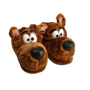 Pantufa 3D Scooby-Do 40-42