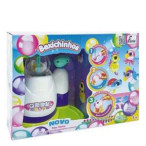 Bexichinhos Máquina  De Criar Balões