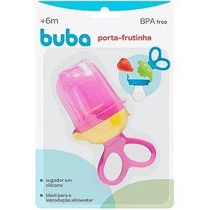 Porta Frutinha Para Bebês Buba Chupeta de Alimentação