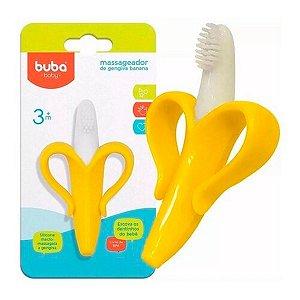 Massageador de Gengivas Banana Buba
