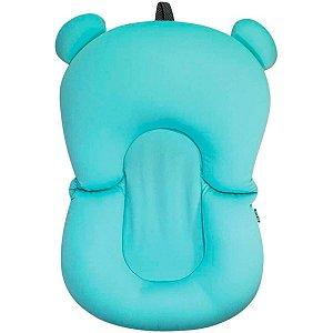 Almofada Para Banho Baby Buba Azul