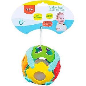 Baby Ball Multi Textura Buba Colorido