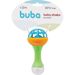 Chocalho Microfone Baby Shake Buba