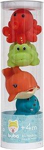 Bichinhos Para Banho Animais Aquaticos Buba