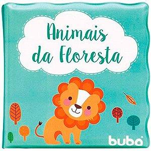 Livrinho de Banho Buba Toys Animais da Floresta 6m+