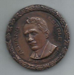 Medalha Comemorativa Cinquentenário da Metalúrgica Abramo Eberle 1896 - 1946