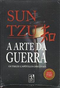 Livro A Arte da Guerra - Os Treze Capítulos Originais - Sun Tzu