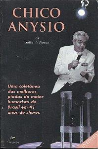 Livro Chico Anysio Em Salão De Sinuca Coletânea Das Piadas