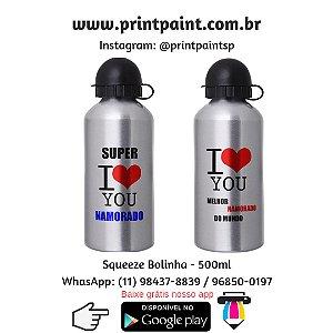 Squeeze Bolinha - 500ml