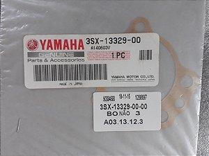 Junta da tampa da bomba de óleo da XT600 original yamaha código 3SX-13329