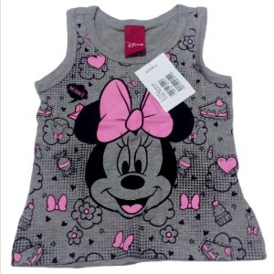 Regata Disney Minnie sem mangas