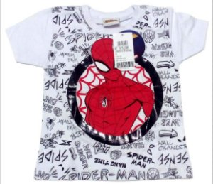 Camiseta Homen Aranaha Spider - Man