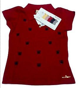 Polo Feminina Infantil