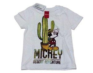 Camiseta Infantil Masculina Disney