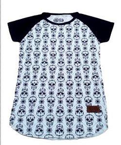 Camiseta Infanto Juvenil Branco