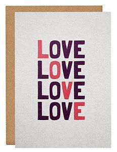 Cartão Love 2