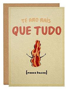 Cartão Bacon