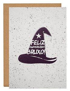 Cartão Bruxo