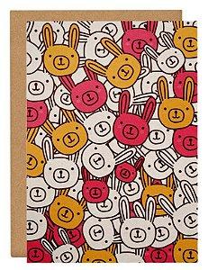Cartão Coelhada