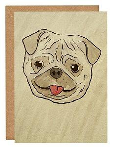 Cartão Dog Pidão