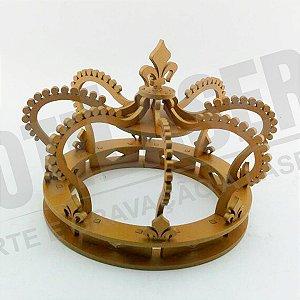 Coroa Topo de Bolo