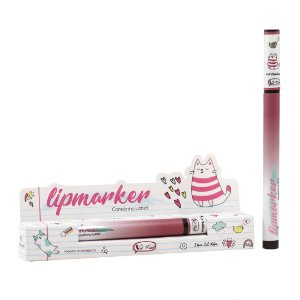 CANETINHA LABIAL LIPMARKER CHILDHOOD - CAT MAKE