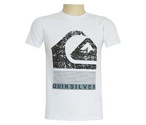 9ef2a629dccc3 Camisa QuikSilver Branca