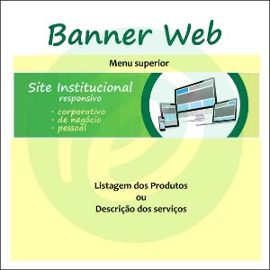 Banner Web / Capa Facebook / Posts / Video