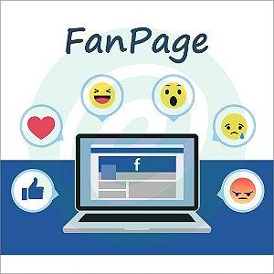Criar FanPage do Facebook