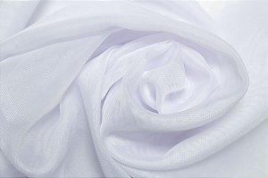Tecido Voil/Voal Branco ( 0,50 m x 3 m )