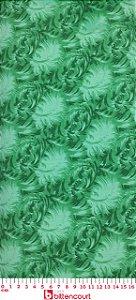 Tricoline Pluma Verde Igaratinga ( 0,50 m x 1,40 m )