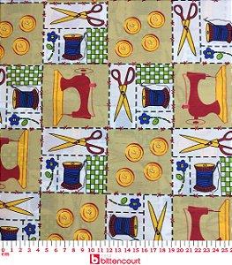 Tricoline Costura ( 0,50 m x 1,40 m )