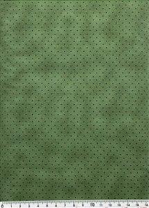 Tricoline Poá Poeirinha Verde Igaratinga ( 0,50 m x 1,40 m )