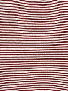 Textolen Listrado Vermelho ( 0,50 m x 1,40 m )
