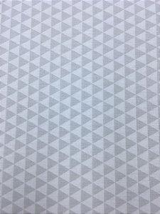 Tricoline Geométrico Triângulo Caldeira ( 0,50m x 1,40 m )