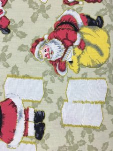Tricoline Cartas para o Papai Noel ( 0,50 m x 1,40 m )