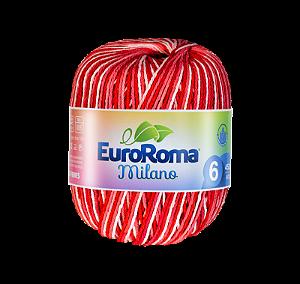 NOVELO EUROROMA MILANO 200 G / VERMELHO
