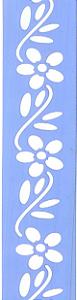 STENCIL JK 247 4 X 30 FLORAL