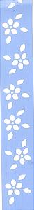 ESTÊNCIL JK 291 4 X 30 FLORES