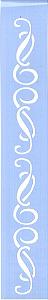 ESTÊNCIL JK 383 4 X 30 ARABESCO