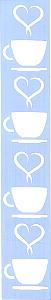 STENCIL JK 385 4 X 30 CAFÉ