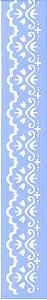 ESTÊNCIL JK 391 4 X 30 ARABESCO