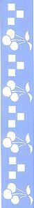STENCIL JK 408 4 X 30 CEREJAS