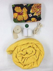 Kit 1 Para Bolsa/Toalha de Praia by Amanda Wosniak canal Art&Costura