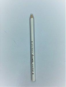 Giz Lápis Marcador para Tecidos Branco