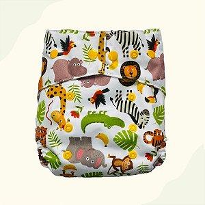 Fralda Ecológica - Safari