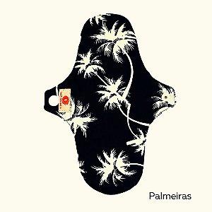 Absorvente Reutilizável A Lua em Flor - Palmeira