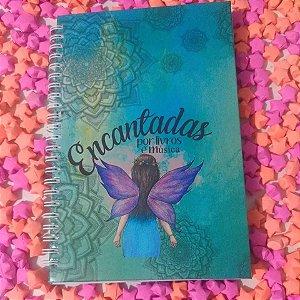 Caderno personalizado do Encantadas